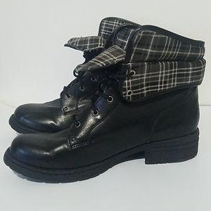 Born Boc Fold Down Boots
